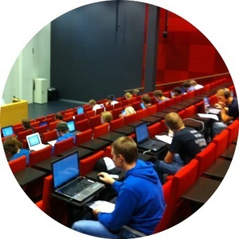 VILLE - Collaborative Education Tool | Digital school test | Scoop.it