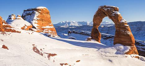 Fresh Snow at Delicate Arch [Explore 2013-12-10] | Interesting Photos | Scoop.it