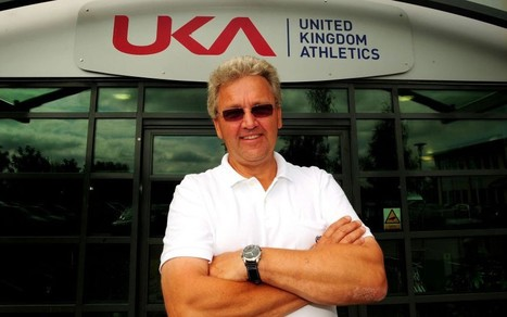 UK Athletics appoint Peter Eriksson as their new head coach to replace Charles ... - Telegraph.co.uk   lIASIng   Scoop.it
