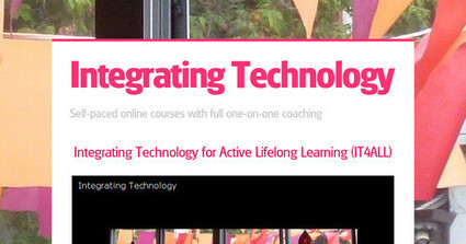 Integrating Technology | Blended Online Learning | Scoop.it