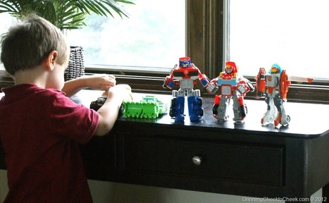 Transformers Rescue Bots Toys - Best Prices and Selection | Fun Stuff For Kids | Scoop.it