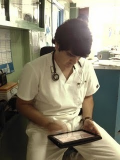 Med'nRoll: Experiencia personal con el iPad durante un semestre en la Escuela de Medicina | Cyberlearning | Scoop.it