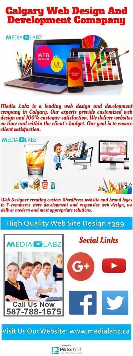 Web Design and Development Company Calgary | MediaLabz-Wordpress Website Design in Calgary | Scoop.it