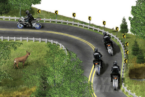 The Pace 2.0- Motorcycle Safety and Riding Skills Explained | Ductalk Ducati News | Scoop.it