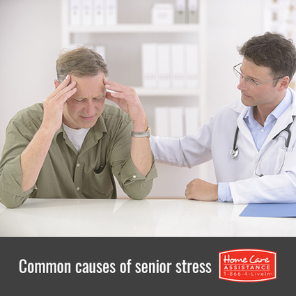 What Are the Most Common Causes of Stress in Seniors? | Senior Home Care in Phoenix | Scoop.it