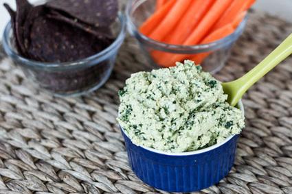 Healthy Super Bowl – Vegan Spinach Dip | My Vegan recipes | Scoop.it