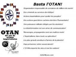 Dessin de presse: OTAN Basta! | Everything you need… | Scoop.it