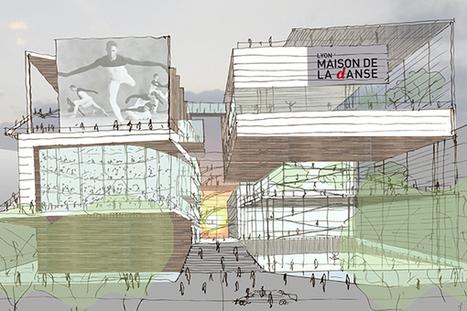Lyon. 100 millions pour la future Maison de la danse | La vie à Lyon | Scoop.it