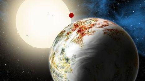 Neuer Planetentyp: Nicht bloß super, sondern mega - ZEIT ONLINE | Astronomie | Scoop.it