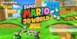 Précommander le jeu vidéos Super Mario 3D World sur Jeux Précommande | Précommande et réservation de jeux vidéo | Scoop.it