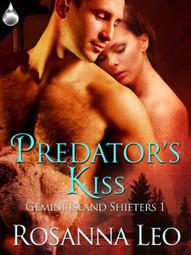 Rosanna Leo Is Here With Predator's Kiss - | erotica | Scoop.it