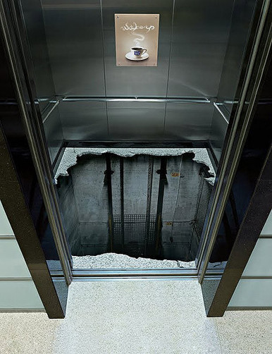 20 Clever Elevator Advertising | Inspiration | Scoop.it
