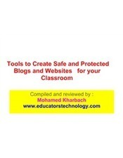 Great Tools to Create Protected Blogs and Web pages for your Class | Tools for  Teaching | Scoop.it