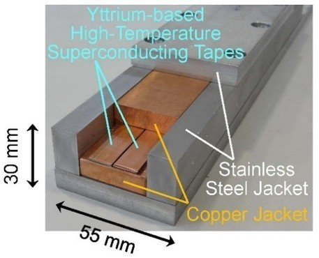 Magnets for fusion energy: A revolutionary manufacturing method developed | Physics | Scoop.it