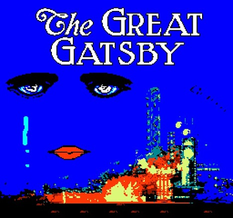 The Great Gatsby for NES | biomesdean | Scoop.it