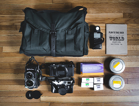 In your bag No: 1108 - Brett Price - Japan Camera Hunter | L'actualité de l'argentique | Scoop.it
