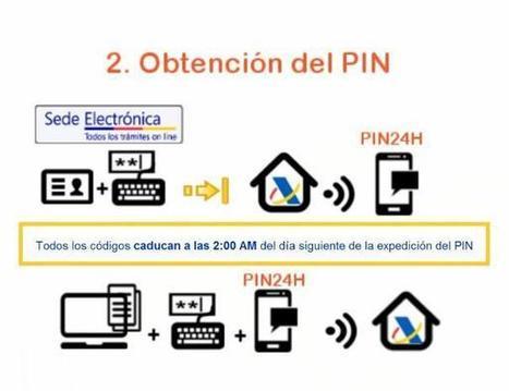 ¿Qué es el PIN 24 Horas? ¿Qué gestiones pueden hacer con él los autónomos? | micomerciolocal.com | Pequeños comercios, grandes ideas para vender más | Scoop.it