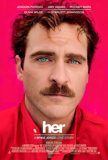 Want to buy the Oscar-nominated music from the 'Her' soundtrack? You can't - Entertainment Weekly   Music for Television   Film   Adverts   Scoop.it
