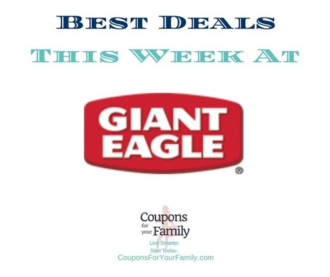 Giant Eagle Weekly Ad Coupons & Deals Dec 8-14:  FREE Blixtex, Colgate Toothpaste & more | Grocery List Savings | Scoop.it