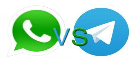 Telegram o WhatsApp? Telegram è un degno concorrente? - DaVinciTech | Sms gratis | Scoop.it