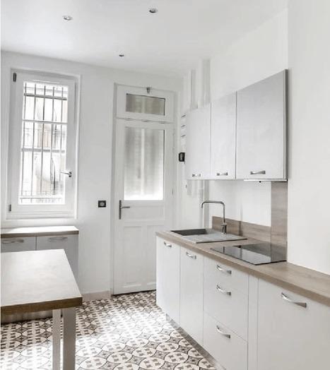 Cuisishop : Meubler sa cuisine quand on est locataire ? | décoration & déco | Scoop.it