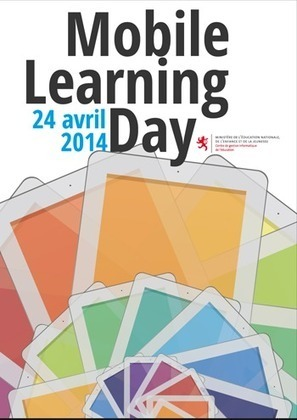 Mobile Learning Day 2014 | Smartphone et apprentissage | Scoop.it