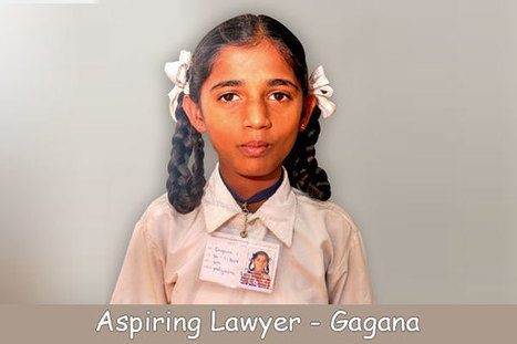 One of the Akshaya Patra Beneficiary Want to Become Lawyers | akshayapatra | Scoop.it