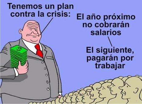 El Capitalismo no está en Crisis... El Capitalismo es la Crisis que hace Perpetua la Desigualdad | LENADO | Scoop.it