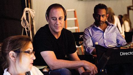 'Revenge' Showrunner Shakeup: Mike Kelley Departs Series   TVFiends Daily   Scoop.it