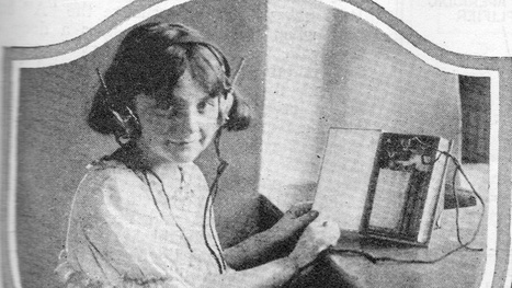 This Radio-Book Was The Future of Education | Connected Education | Scoop.it