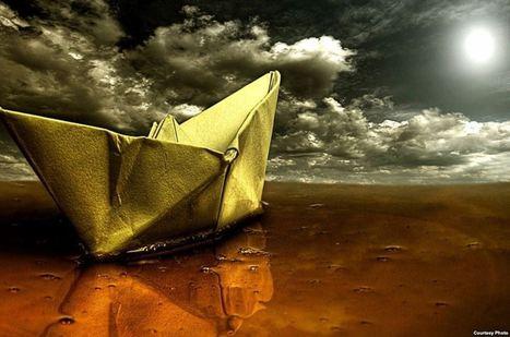 Un mundo de papel de piedra - Martinoticias.com - Martí Noticias | El Arte del Origami | Scoop.it