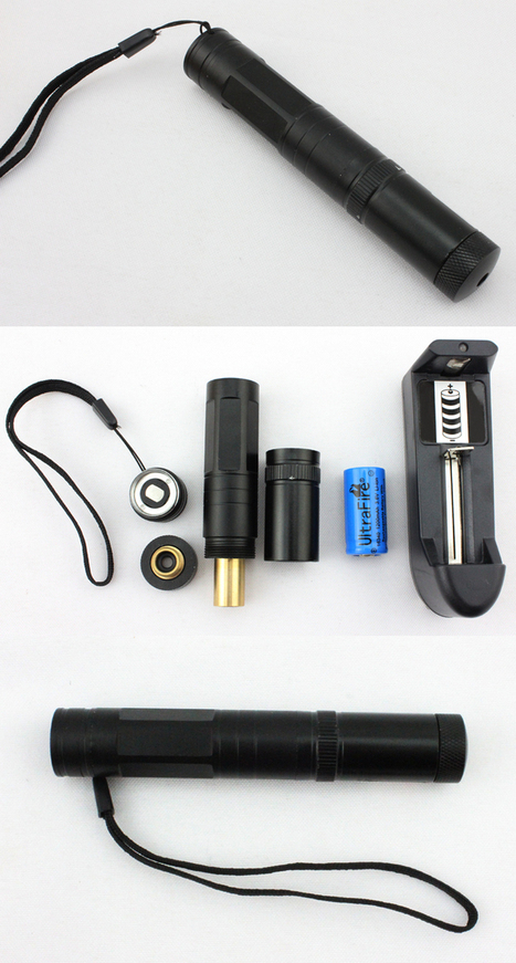 Laserpointer Rot 200mW starke billig kaufen | Laserpointer stark hohe Leistung kaufen | Scoop.it