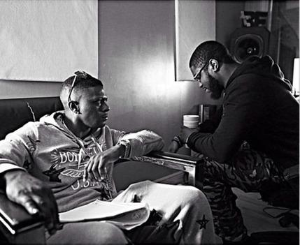 Lil Boosie & Big K.R.I.T. Spotted In Studio Together | Big K.R.I.T | Scoop.it