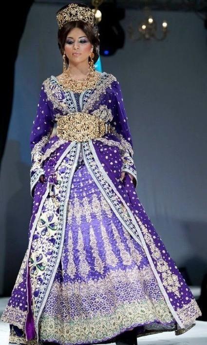 Caftan tissu pour sari | caftanboutique | Scoop.it