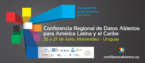 Conferencia Regional de Datos Abiertos para América Latina y el ... | Datos abiertos (Artículos) | Scoop.it