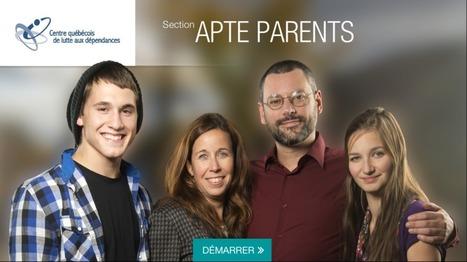 APTE parents : l'essentiel des meilleures pratiques parentales en prévention de la toxicomanie chez les adolescents   Portail parentalité   Adolescence et jeunes adultes   Scoop.it