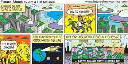 Greenroof Funnies: Future Shock - Greenroofs.com (blog) | Vertical Farm - Food Factory | Scoop.it
