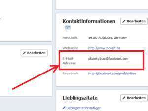 Facebook zwingt Nutzern neue Mail-Adresse auf | Social Media and its influence | Scoop.it