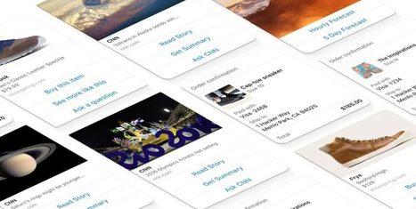 Facebook Messenger Platform 1.1 offre davantage de fonctionnalités aux développeurs | Web Increase | Scoop.it