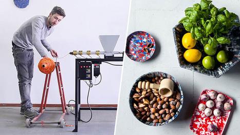 Des machines open-source pour recycler le plastique à la maison ! | Plusieurs idées pour la gestion d'une ville comme Namur | Scoop.it