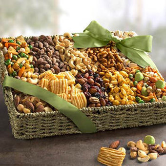 Office Nut Gift Basket - Christmas Gifts | Christmas Gifts For Every Occasion | Scoop.it