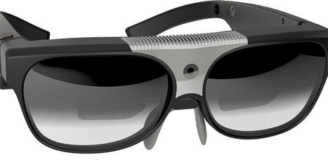 ODG Next Generation Smart Glasses System | TECH NEWS, MOBILE APPS - GAMES, Virtual Reality, Unity3D | Scoop.it