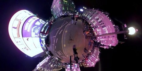 This Stunning Time-Lapse Turns London Into A Tiny Planet | Everything from Social Media to F1 to Photography to Anything Interesting | Scoop.it