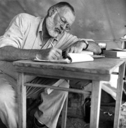 How to Be a Writer: Hemingway's Advice to Aspiring Authors | How to be  a writer | Scoop.it