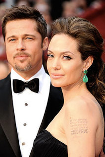 Angelina Jolie Gets So Angry That She Tears Brad Pitt's Shirt Off | Economic & Multicultural Terrorism | Scoop.it