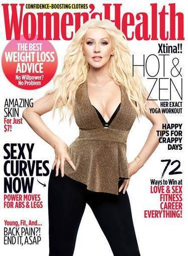 Here's the first thing Christina Aguilera wants to ask fellow moms | Kickin' Kickers | Scoop.it