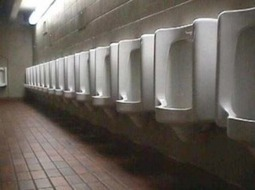 Friday Weird Science: The Urinal Problem | Psychology and Brain News | Scoop.it