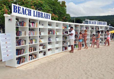 5 bibliothèques à l'allure atypique | Bibliothèque et Techno | Scoop.it