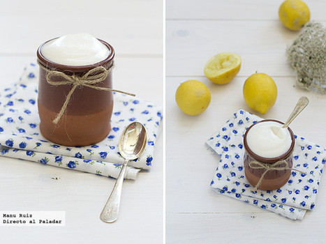 Las recetas de nuestras madres: mousse rápida de limón | recetitas | Scoop.it