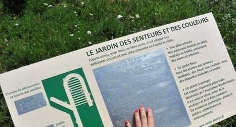 Un jardin pour (re)découvrir nos sens   Olfanessence   Scoop.it